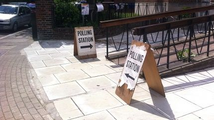 Polling station London Photo by Ruth Lang.jpg