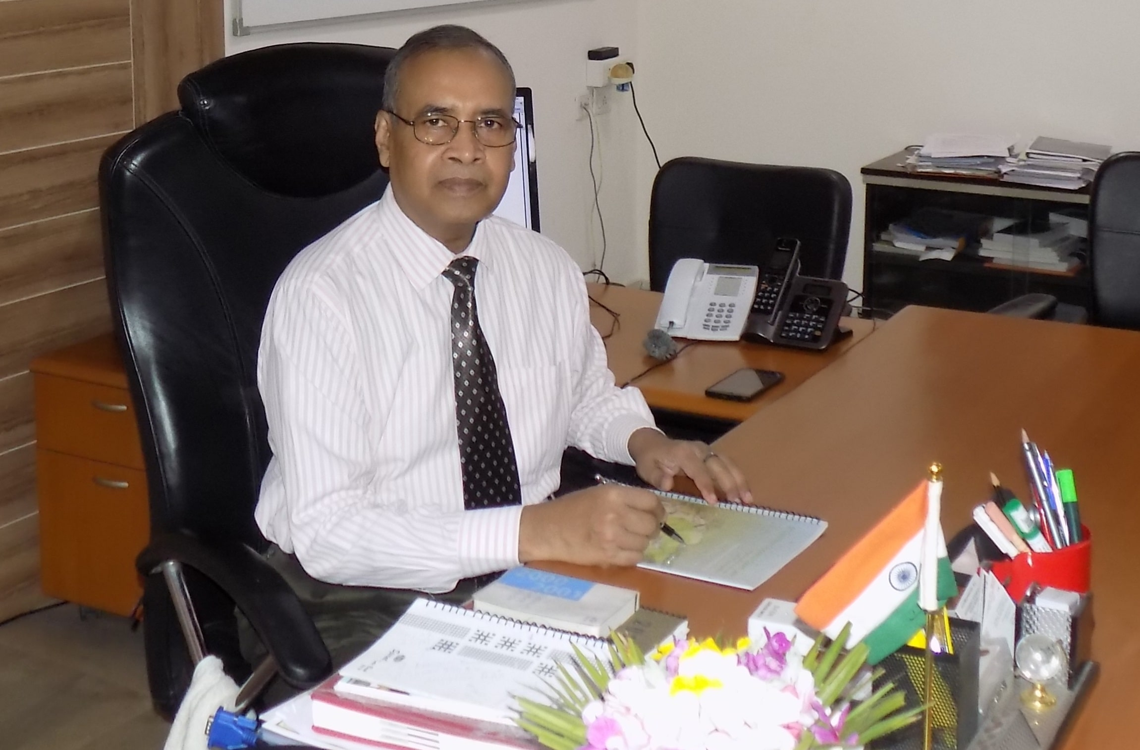 Dr. Kamalesh Sarkar, director and senior scientist at the Indian Council of Medical Research-National Institute of Occupational Health (ICMR-NIOH) Ahmedabad