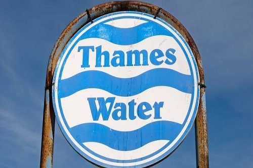 Thames Water Credit Alamy